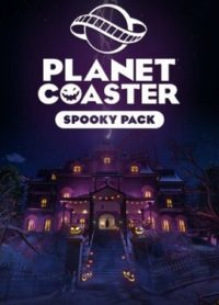 Hra na PC Planet Coaster - Spooky Pack