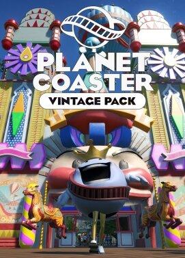 Hra na PC Planet Coaster - Vintage Pack