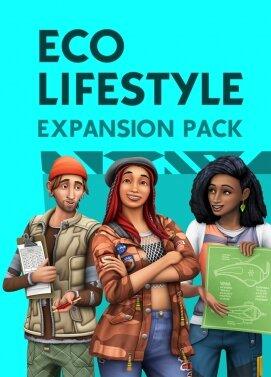 The Sims 4 Ekobydlení