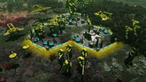 Hra na PC Warhammer 40,000: Gladius - T'au