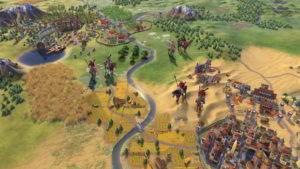 Hra na PC Civilization VI New Frontier Pass