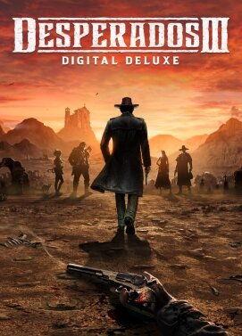 Desperados III Digital Deluxe Edition