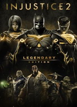 Hra na PC Injustice 2 legendary Edition
