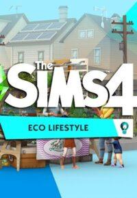 Digitální licence PC hry The Sims 4 Ekobydlení Origin