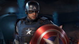 Hra na PC Marvel's Avengers