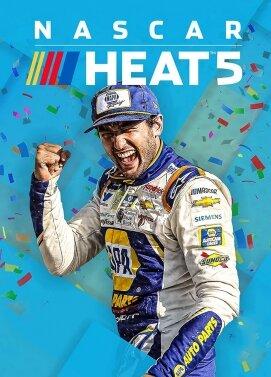 Hra na PC NASCAR Heat 5