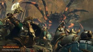 Hra na PC Total War Warhammer Dark Gods