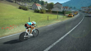 Hra na PC Tour de France 2020