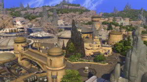 Hra The Sims 4 Star Wars: Journey to Batuu