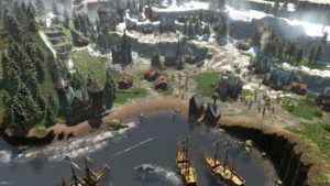 Hra na PC Age of Empires III: Definitive Edition