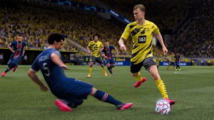 PC hra FIFA 21