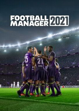 Hra na PC Football Manager 2021