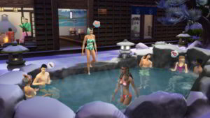Hra na PC The Sims 4: Snowy Escape