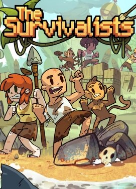 Hra na PC The Survivalists