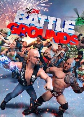 Hra na PC WWE 2K Battlegrounds