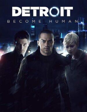 Elektronická licence PC hry Detroit: Become Human Steam