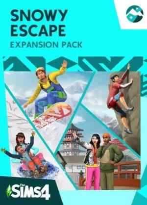 Digitální licence PC hry The Sims 4 na horách Origin