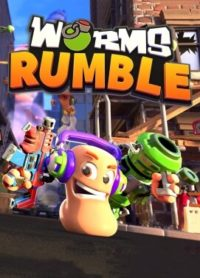 Hra Worms Rumble