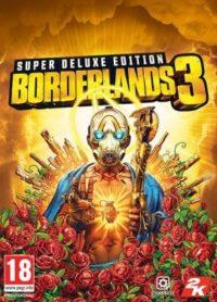 Digitální PC hra Borderlands 3 Super Deluxe Edition (STEAM)