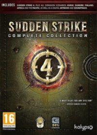 Digitální licence hry Sudden Strike 4 Complete Edition (STEAM)