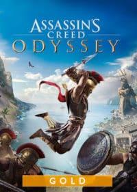 Digitální licence PC hry Assassin's Creed: Odyssey (GOLD EDITION)(Uplay)