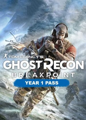 Elektronická licence PC hry Tom Clancy's Ghost Recon Breakpoint - Year 1 Pass Ubisoft Connect