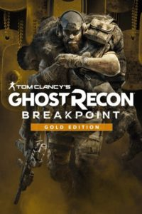 Elektronická licence PC hry Tom Clancys Ghost Recon: Breakpoint (Gold Edition) Ubisoft Connect
