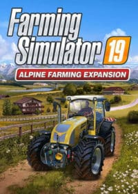 Digitální licence PC hry Farming Simulator 19 - Alpine Farming Expansion (STEAM)