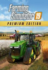 Digitální licence PC hry Farming Simulator 19 - Premium Edition (STEAM)
