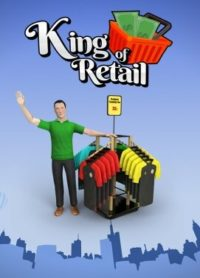 Digitální licence PC hry King of Retail (STEAM)