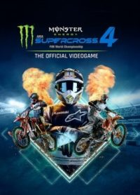 Digitální licence PC hry Monster Energy Supercross: The Official Videogame 4 (STEAM)