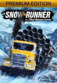 Digitální licence hry SnowRunner Premium Edition (EPIC GAMES)