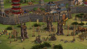 Digitální licence PC hry Stronghold: Warlords (STEAM)