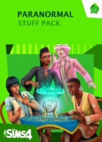 Digitální licence PC hry The Sims 4 Paranormálno (Origin)