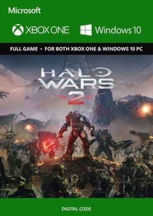 Digitální licence PC hry Halo Wars 2 (PC/Xbox One)