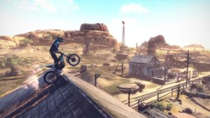 Digitální licence PC hry Trials Rising (Gold Edition) uPlay