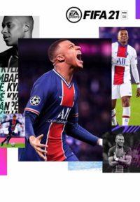 Elektronická licence PC hry FIFA 21 Steam