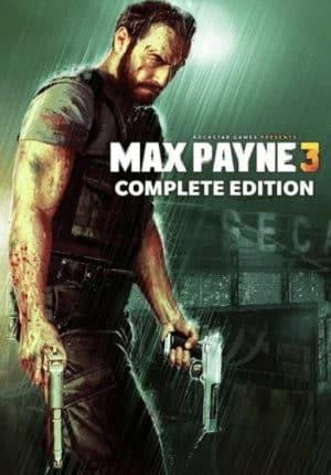 Digitální licence PC hry Max Payne 3 (Complete Edition) STEAM