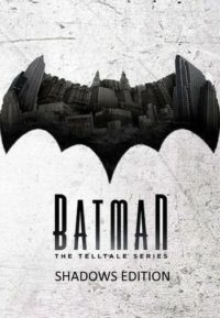 Digitální licence PC hry Telltale Batman Shadows Edition Steam