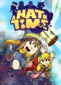 Elektronická licence PC hry A Hat in Time Steam