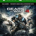 Digitální licence PC hry Gears of War 4 (PC/Xbox One)