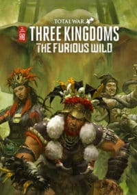 Elektronická licence PC hry Total War: THREE KINGDOMS - The Furious Wild DLC STEAM
