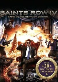 Elektronická licence PC hry Saints Row IV: Game of the Century Edition Gog.com
