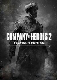 Elektronická licence PC hry Company of Heroes 2 (Platinum Edition) STEAM