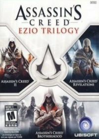 Elektronická licence PC hry Assassin's Creed - Ezio Trilogy Uplay