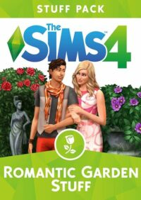 Elektronická licence PC hry The Sims 4 Romantická zahrada ORIGIN
