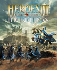 Elektronická licence PC hry Might & Magic: Heroes III (HD Edition) Steam