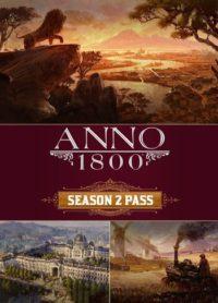 Elektronická licence PC hry Anno 1800 - Season 2 Pass