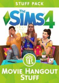 Elektronická licence PC hry The Sims 4 Domácí kino ORIGIN