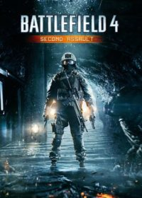 Elektronická licence PC hry Battlefield 4: Second Assault (DLC) Origin